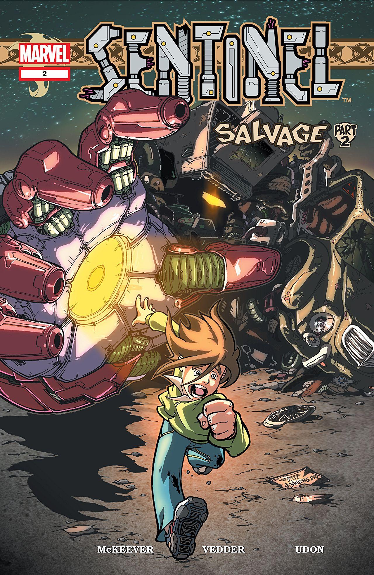 Sentinel Vol 1 2