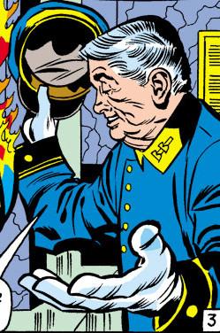 Sergius O'Hoolihan (Earth-616)