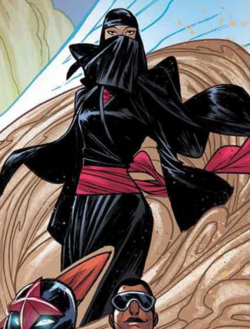 Sooraya Qadir (Earth-616) from Champions Vol 3 10 cover 001.png