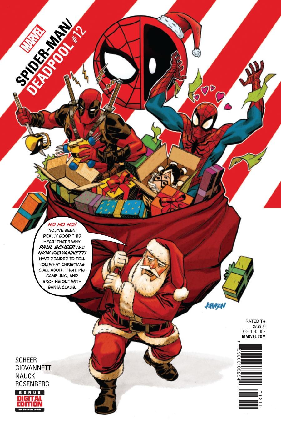 Spider-Man/Deadpool Vol 1 12