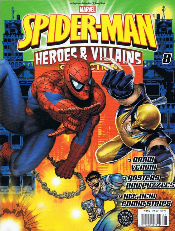 Spider-Man: Heroes & Villains Collection Vol 1 8