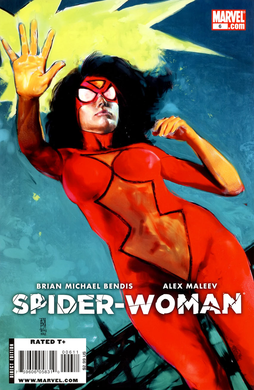 Spider-Woman Vol 4 6