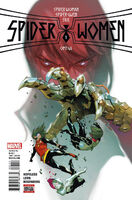 Spider-Women Omega Vol 1 1