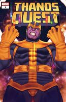 Thanos Quest Marvel Tales Vol 1 1