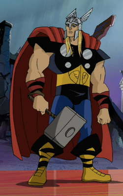 Thor Odinson (Earth-8096) from Avengers Micro Episodes Thor Season 1 4 001.png