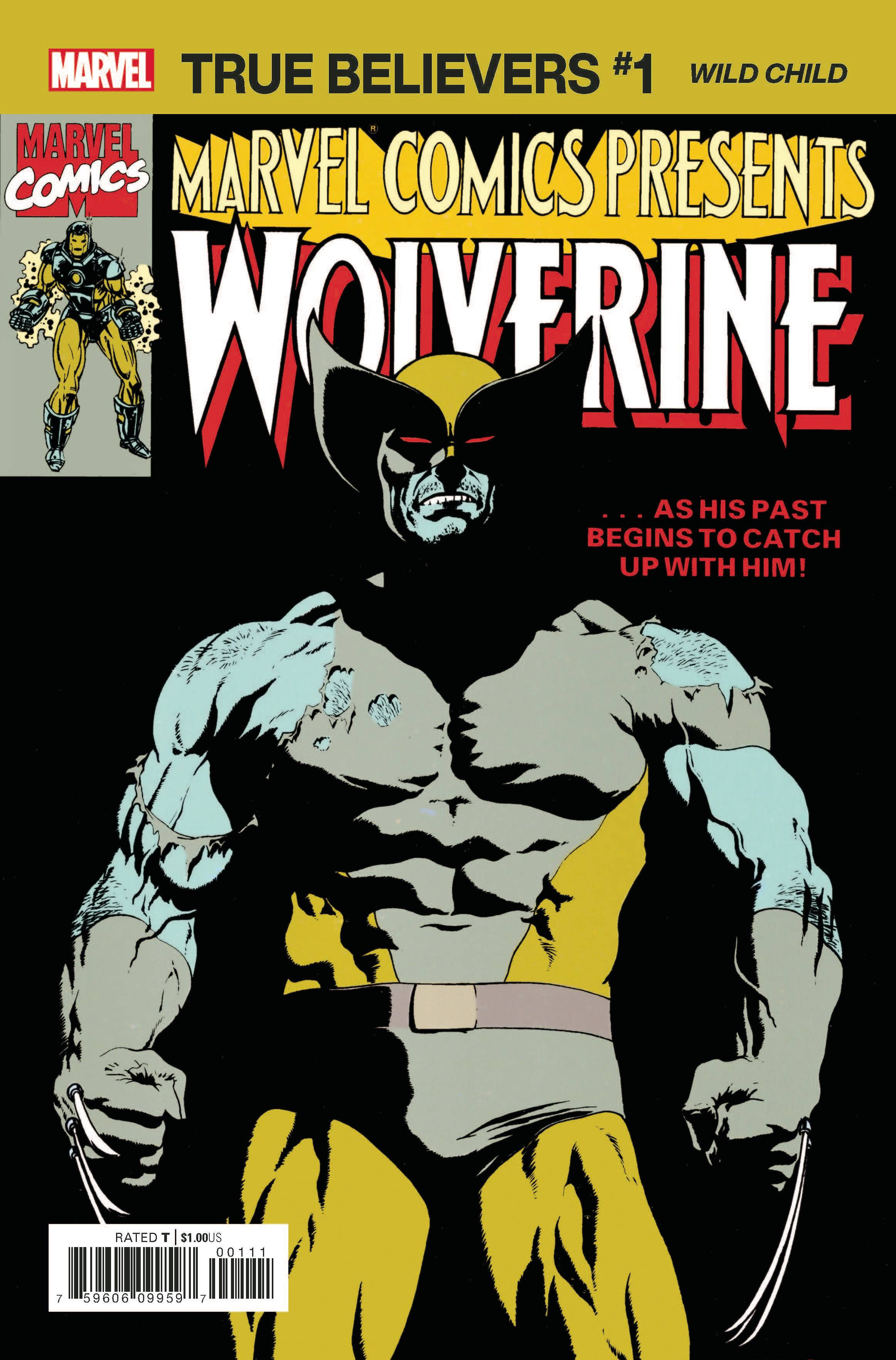 True Believers X-Men - Wild Child Vol 1 1.jpg