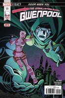 Unbelievable Gwenpool Vol 1 23