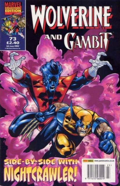 Wolverine and Gambit Vol 1 73