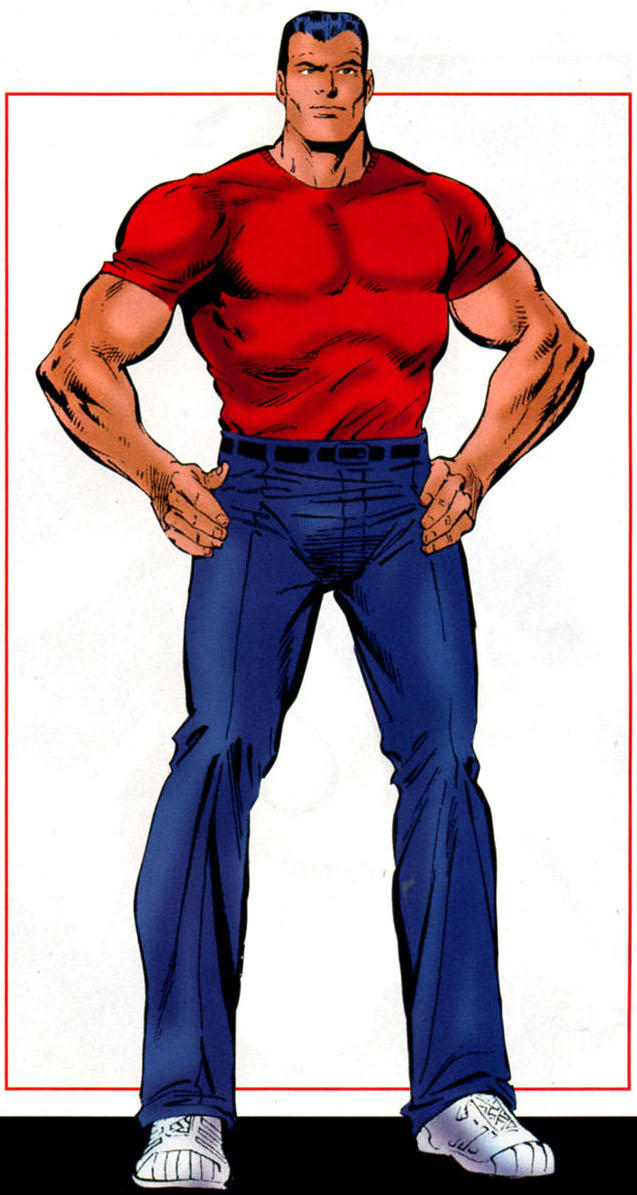 Wyatt Wingfoot (Earth-616)