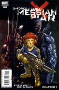 X-Force Cable Messiah War Vol 1 1 Variant