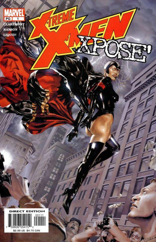 X-Treme X-Pose Vol 1 1