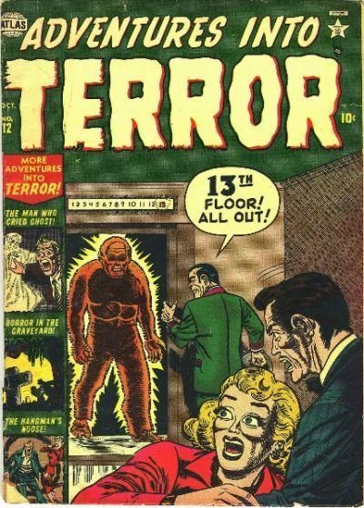 Adventures into Terror Vol 1 12