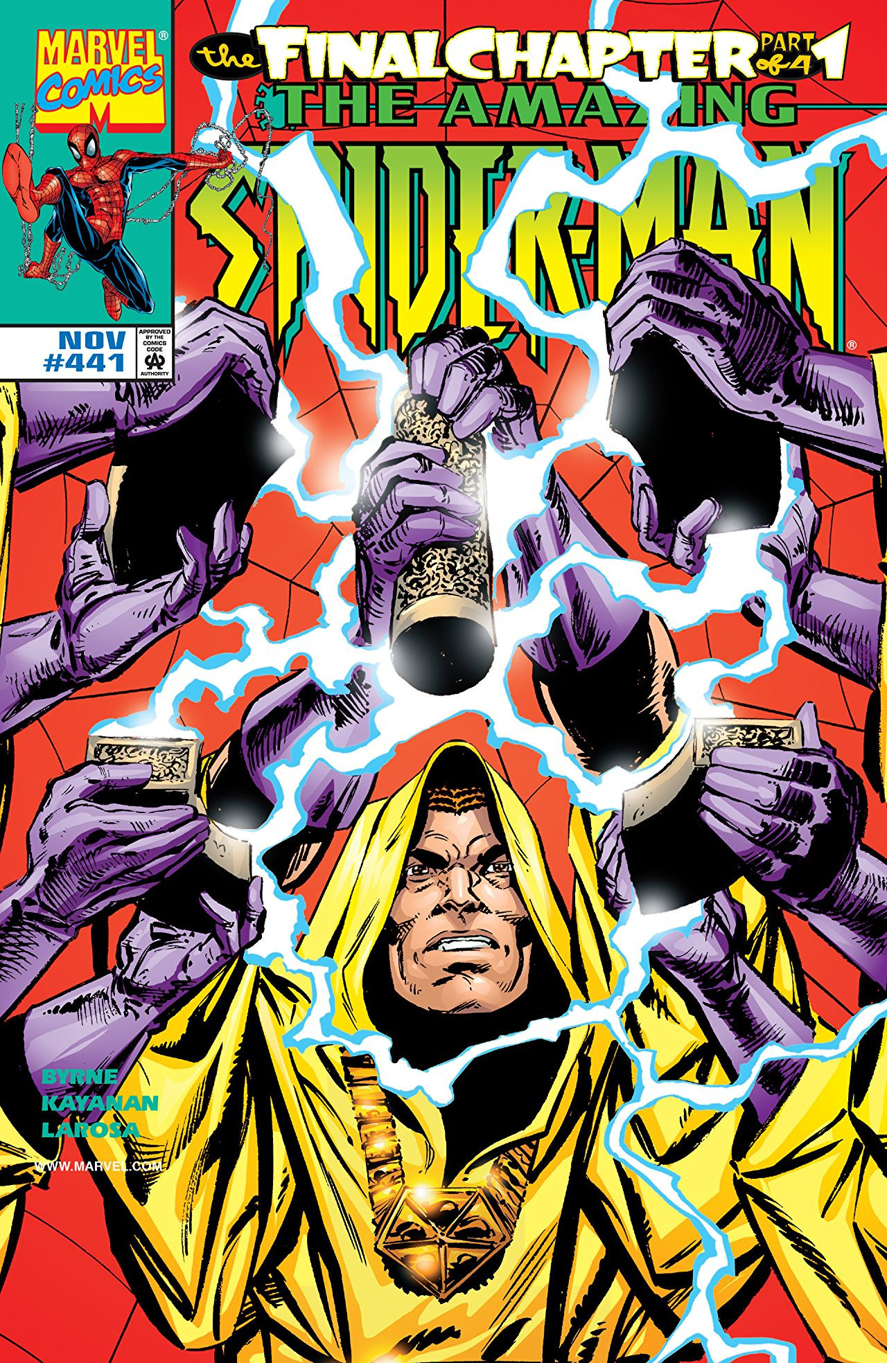 Amazing Spider-Man Vol 1 441