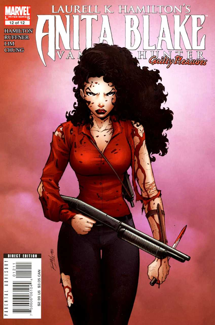 Anita Blake: Vampire Hunter - Guilty Pleasures Vol 1 12