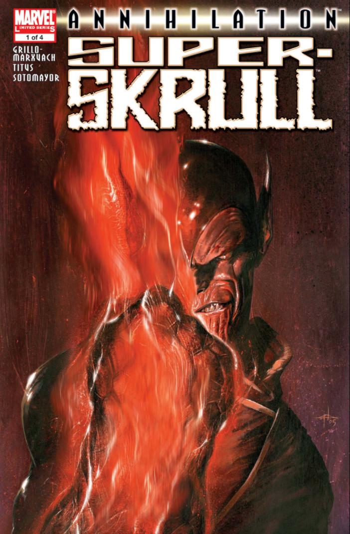 Annihilation: Super-Skrull Vol 1