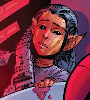 Arfesia (Earth-616)