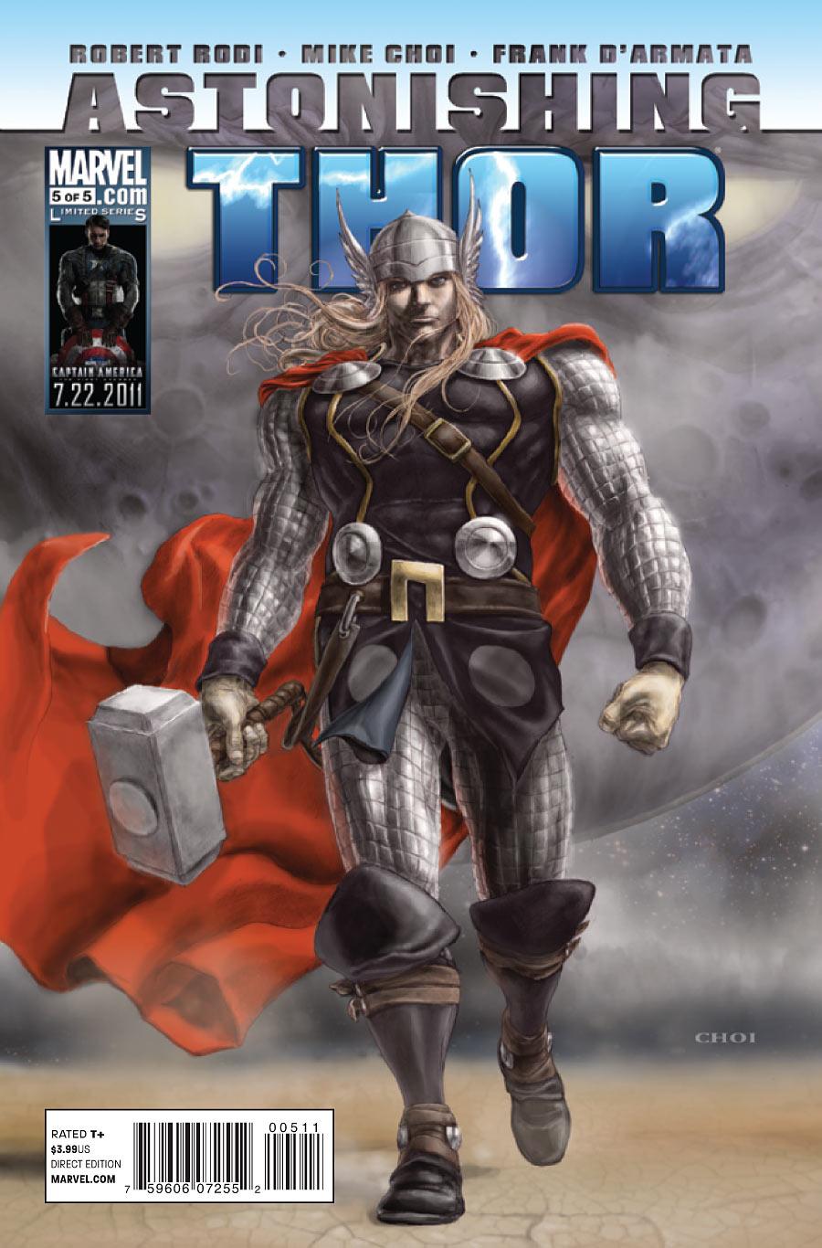 Astonishing Thor Vol 1 5