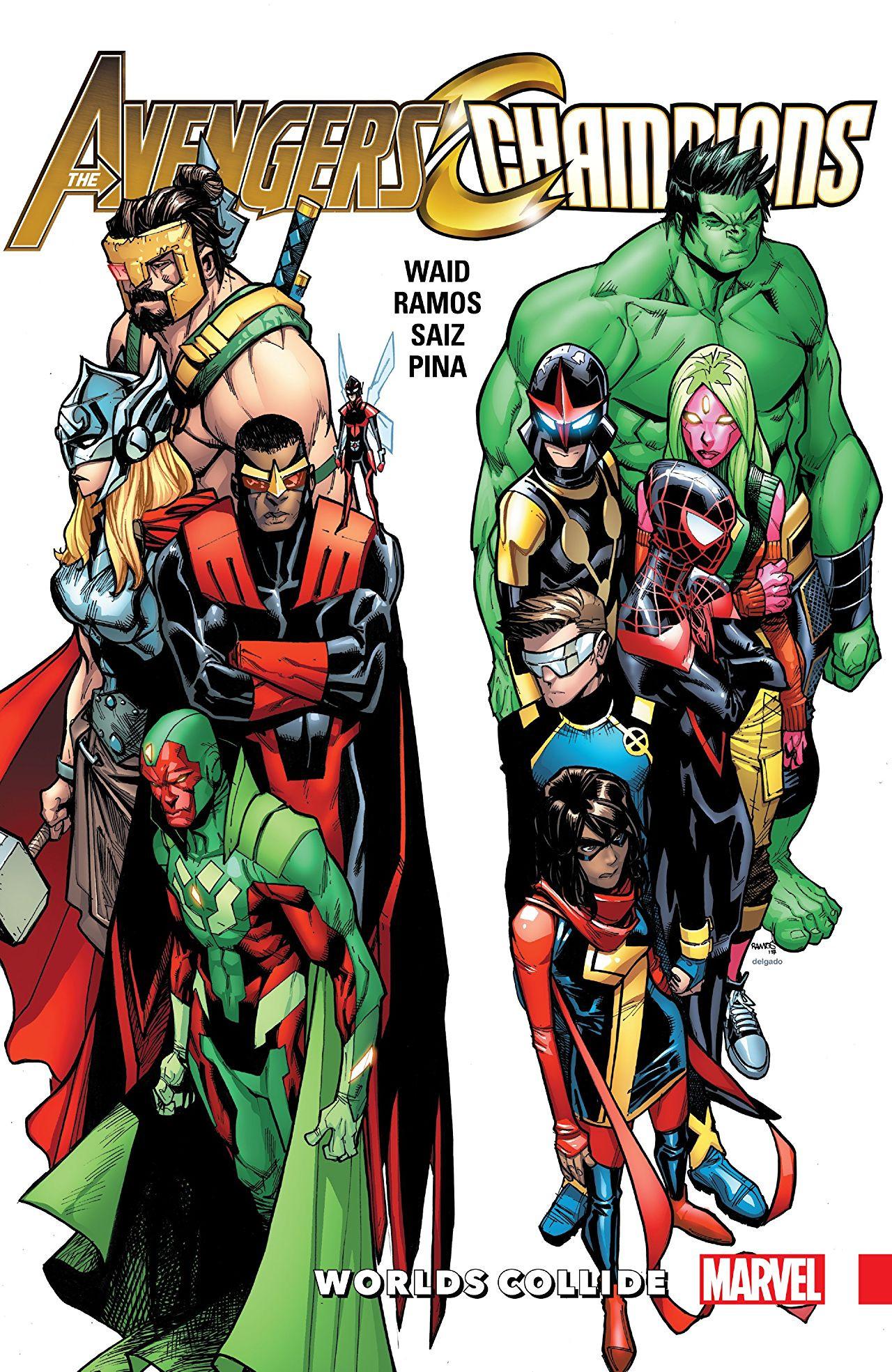 Avengers & Champions: Worlds Collide TPB Vol 1
