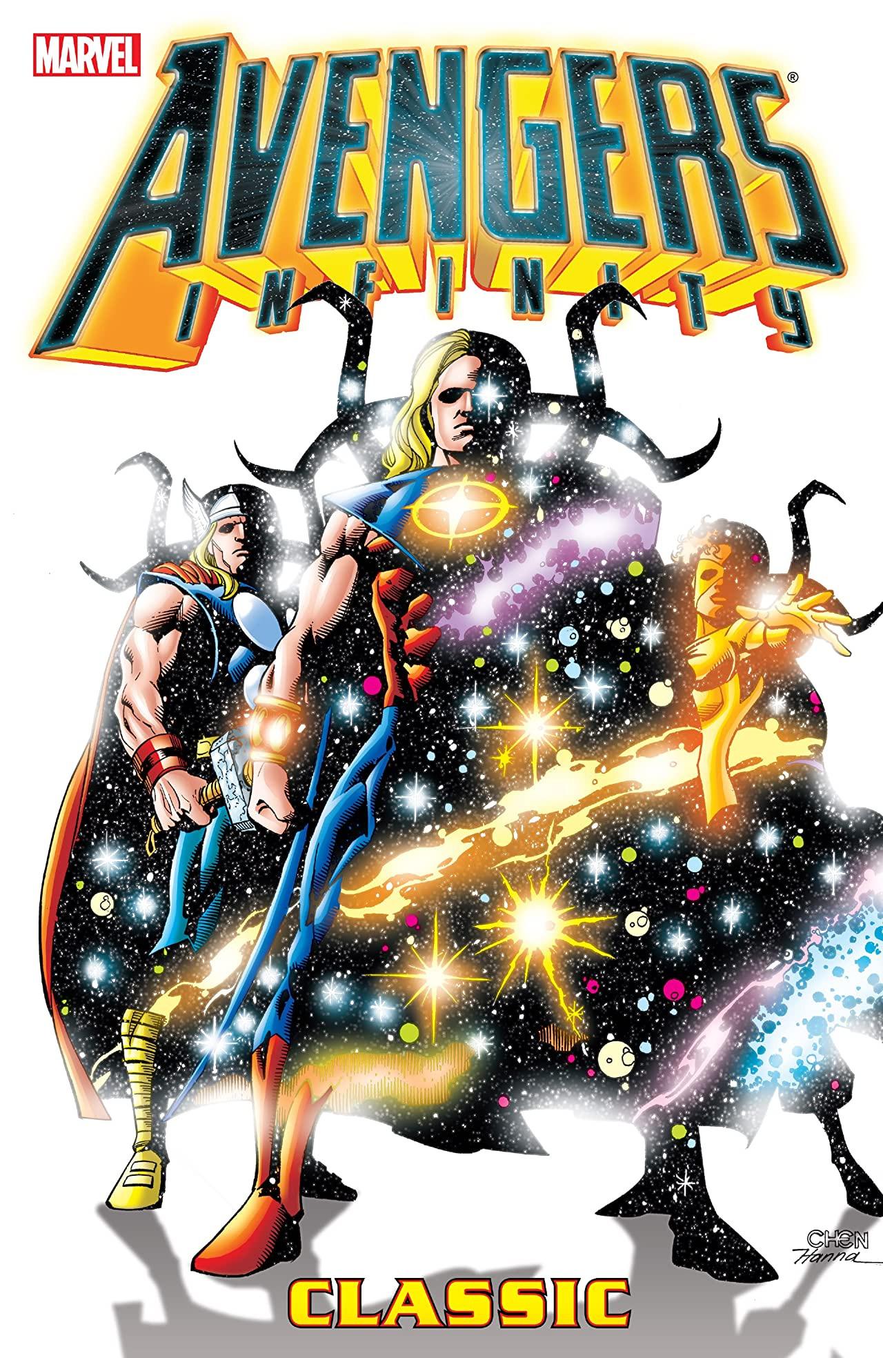 Avengers: Infinity Classic TPB Vol 1 1
