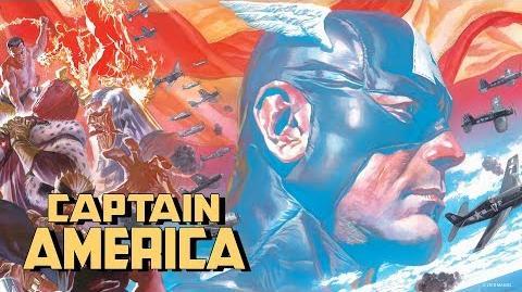 CAPTAIN AMERICA 1 by Ta-Nehisi Coates & Leinil Yu Teaser Trailer