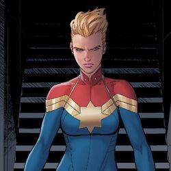 Carol Danvers (Ziemia-616)