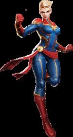 Carol Danvers (Earth-TRN789)
