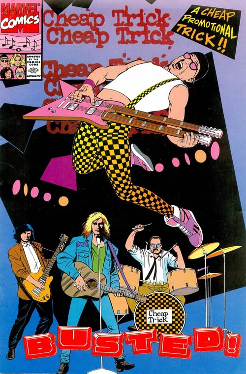 Cheap Trick: Busted Vol 1