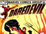 Daredevil Vol 1 194