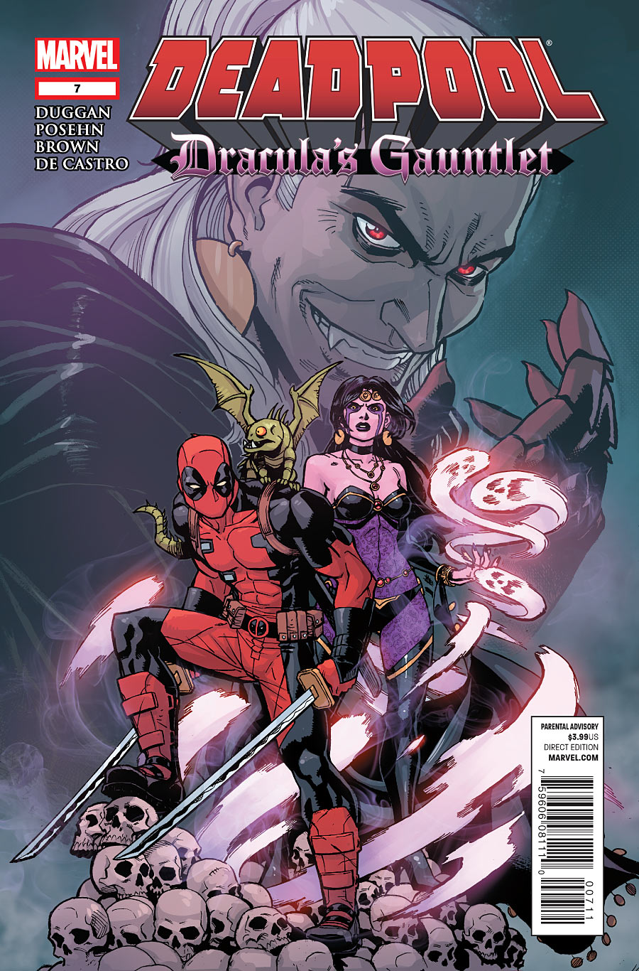 Deadpool: Dracula's Gauntlet Vol 1 7