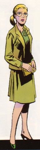 Debra Whitman (Earth-616)