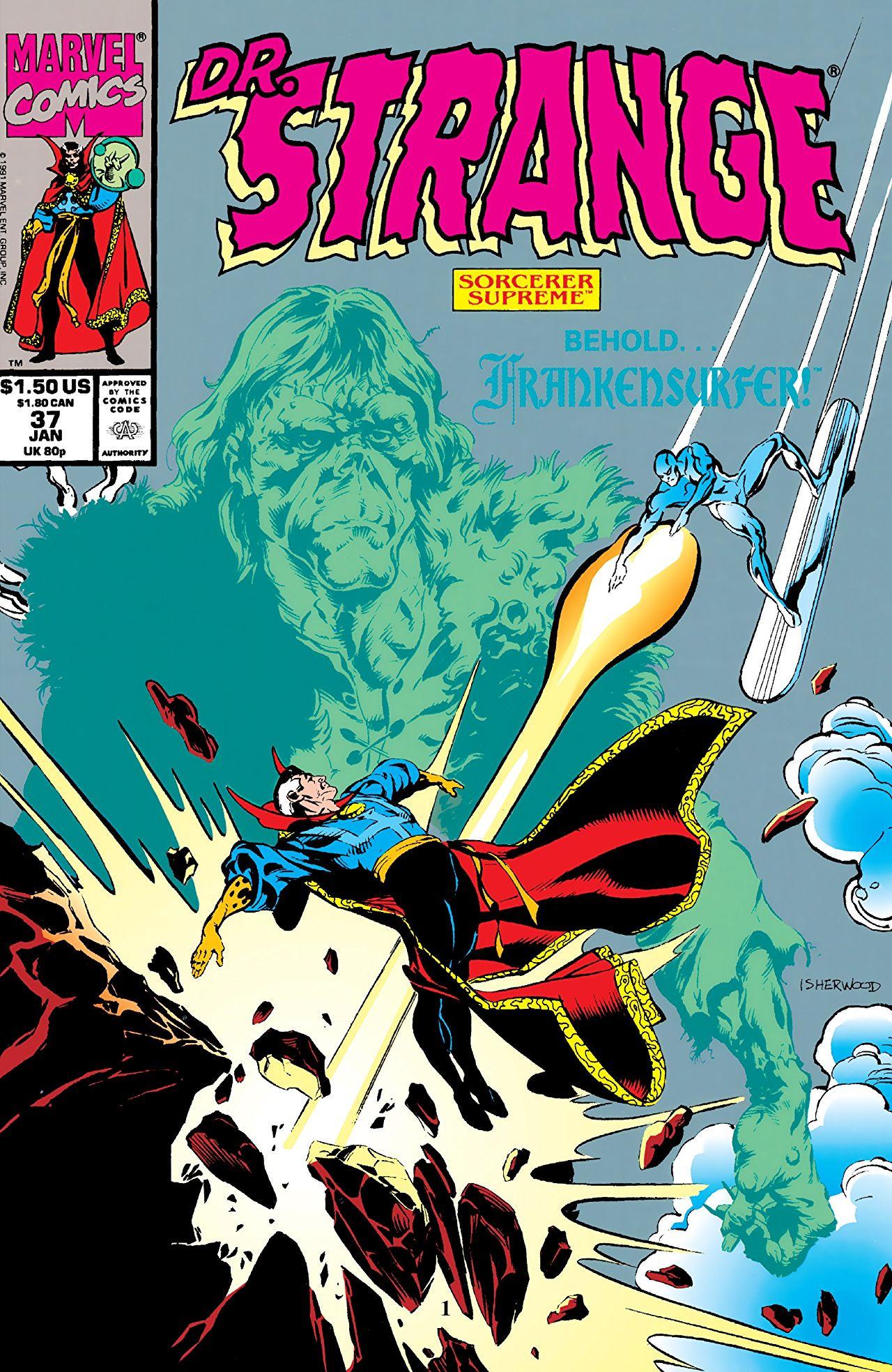 Doctor Strange, Sorcerer Supreme Vol 1 37