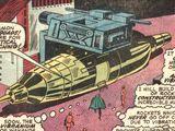 Excavator (Doctor Doom's vehicle)
