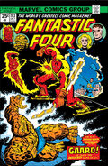 Fantastic Four Vol 1 163
