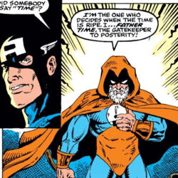 Father Time (Elders of the Universe) (Earth-616)