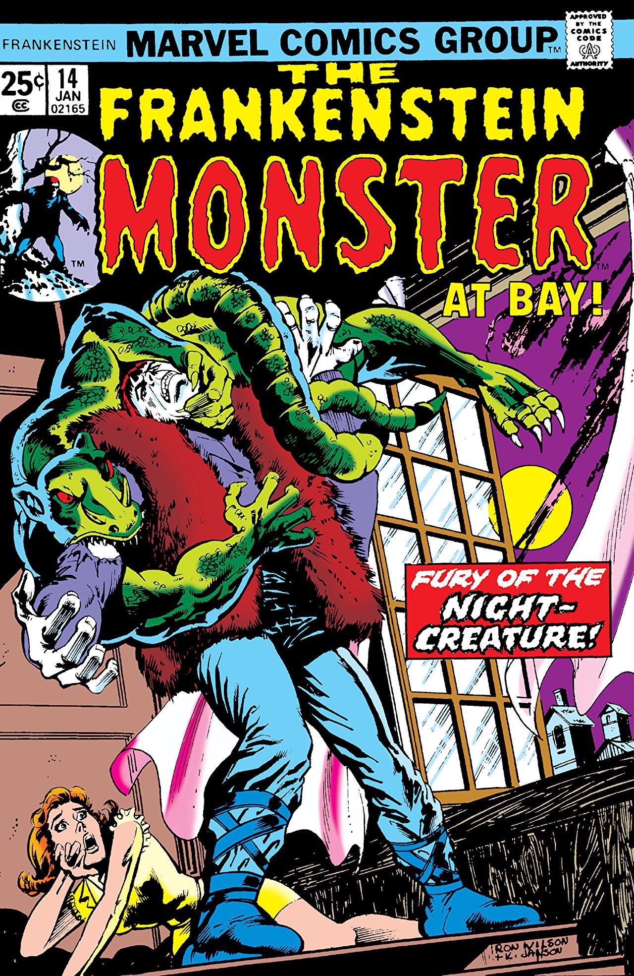 Frankenstein Vol 1 14