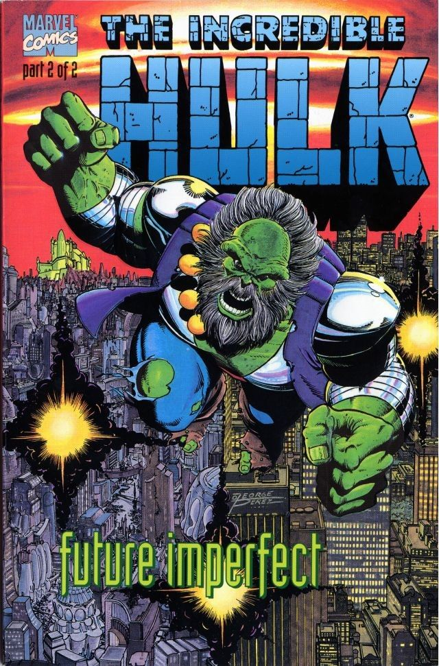 Hulk: Future Imperfect Vol 1 2