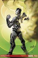 Iron Man 2.0 Vol 1 10 Textless