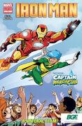 Iron Man Featuring Captain Mercaptan Vol 1 1