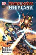 Iron Man vs. Whiplash Vol 1 1