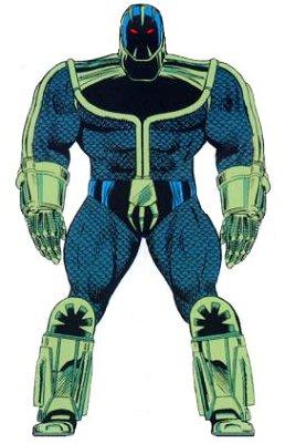 James Zafar (Earth-616)