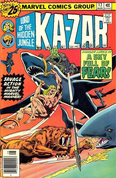 Ka-Zar Vol 2 17