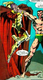 Keeper of the Flame (Doradian) (Earth-616)
