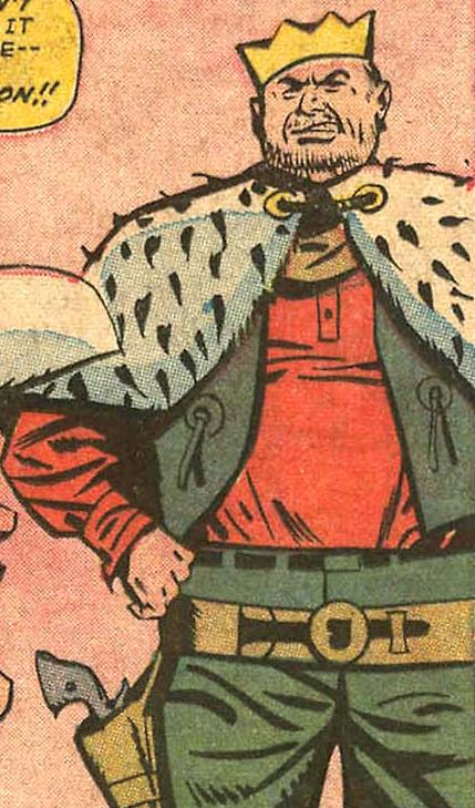 Keno Barkerton (Earth-616)