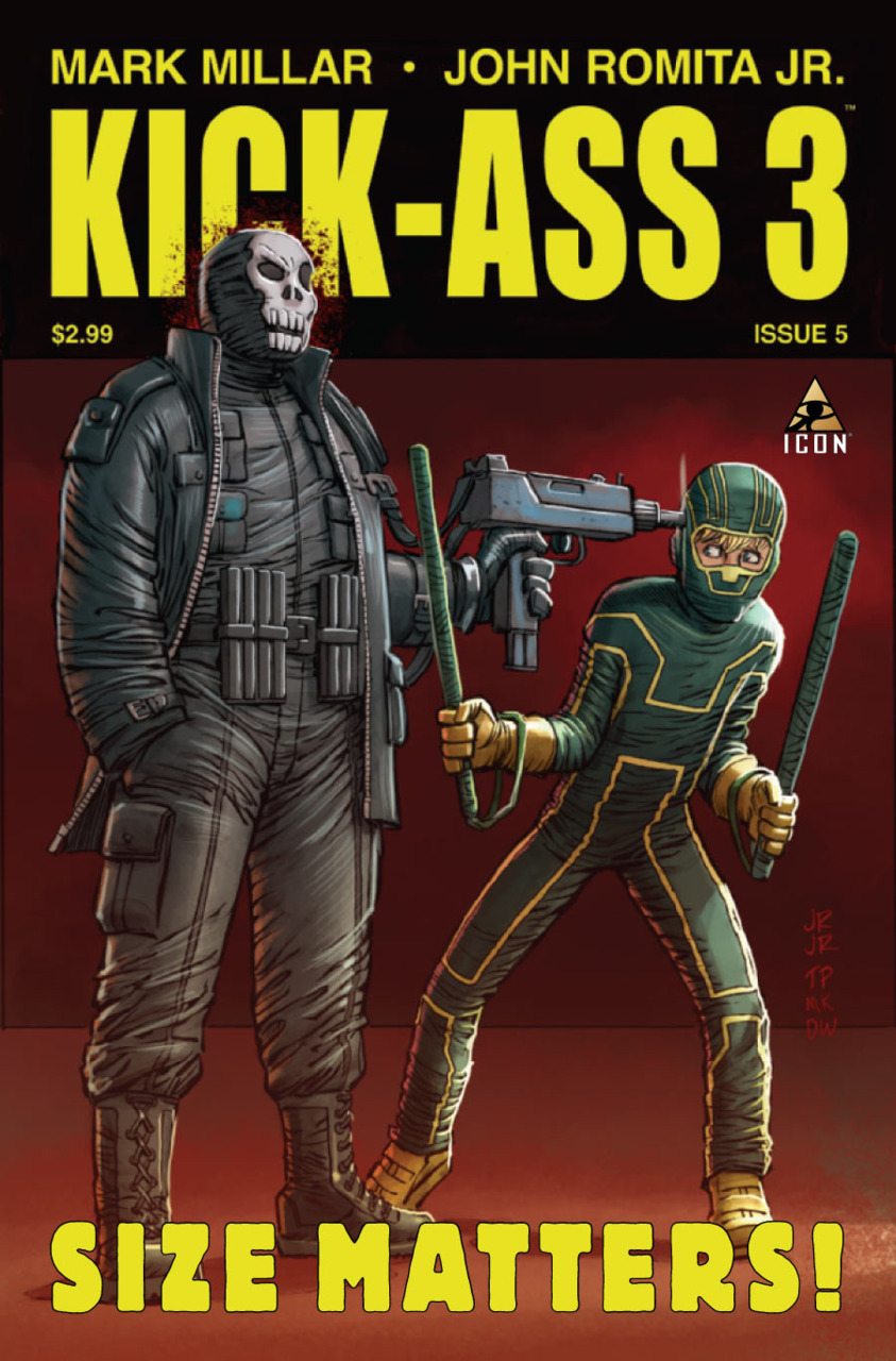 Kick-Ass 3 Vol 1 5