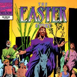 Jesus of Nazareth (Earth-616)