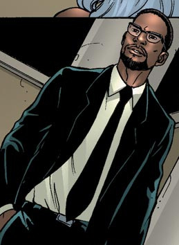 Malcolm X (Skrull) (Earth-616) from Black Panther Vol 4 33 0001.jpg