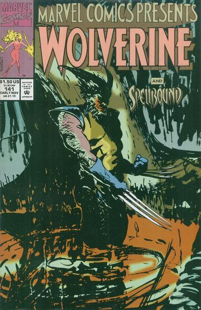Marvel Comics Presents Vol 1 141
