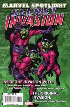 Marvel Spotlight: Secret Invasion Vol 1 1
