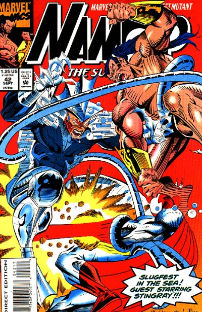Namor the Sub-Mariner Vol 1 42