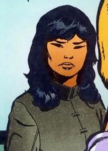 Noriko Ezaki (Earth-616)